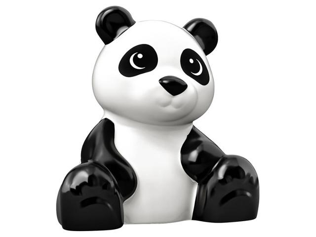Duplo baby panda