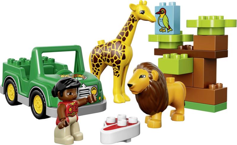 Lego Duplo Savanne 10802 met doos