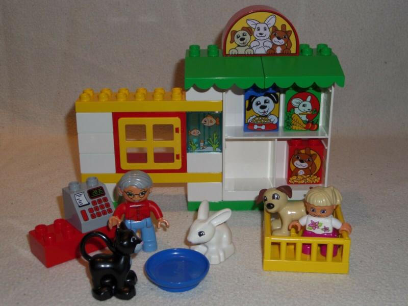 Duplo dierenwinkel 5656