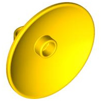Duplo radar geel