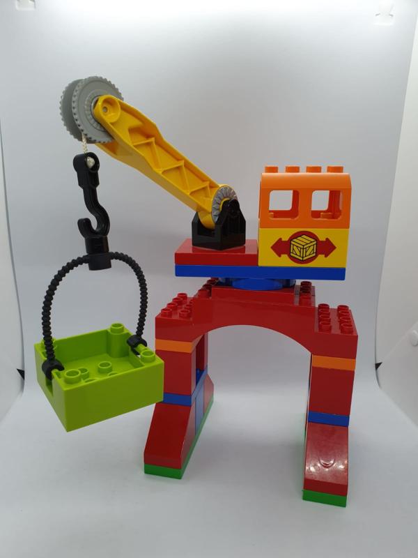 Lego Duplo Trein 10508 kraan