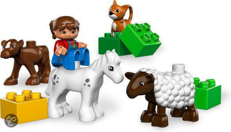 Lego Duplo 5646 dierenverzorging