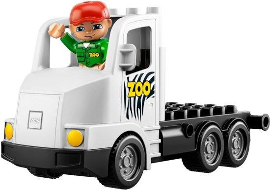 Duplo Dierentuin Vrachtwagen - 6172