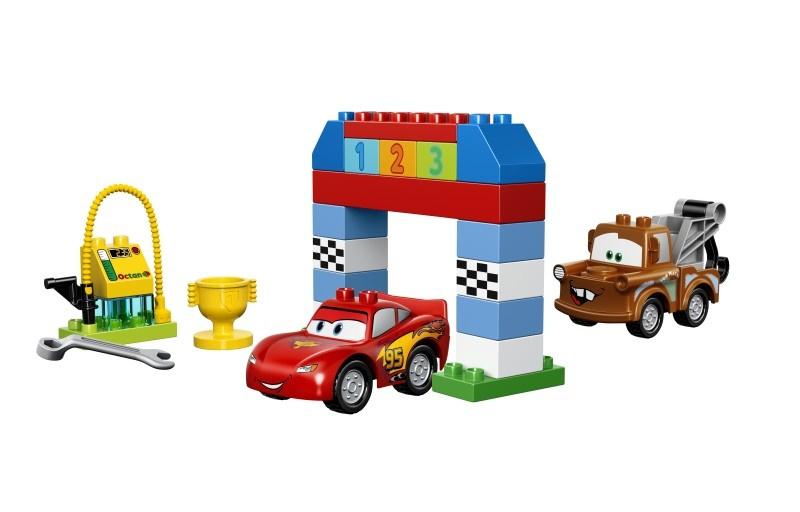 Lego Duplo Cars - 10600 klassieke race