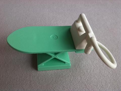 Duplo strijkijzer groen