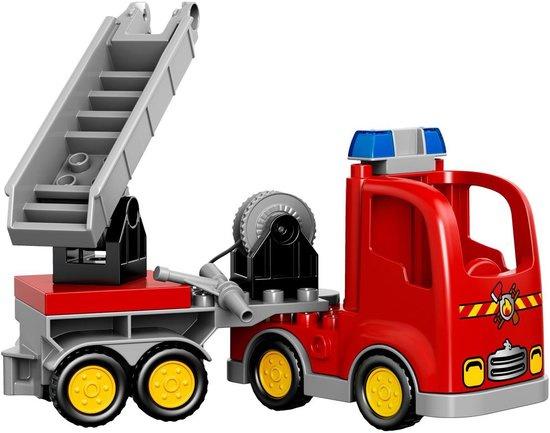 LEGO DUPLO Brandweertruck - 10592