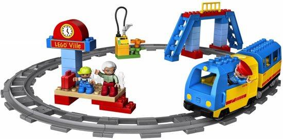Lego Duplo trein starterset 5608