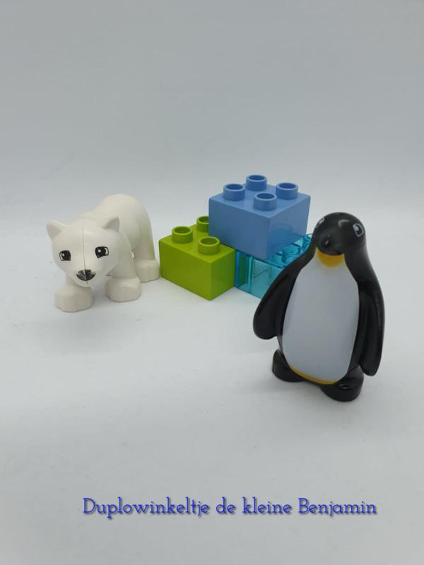Lego Duplo dierentuin vrienden 10501