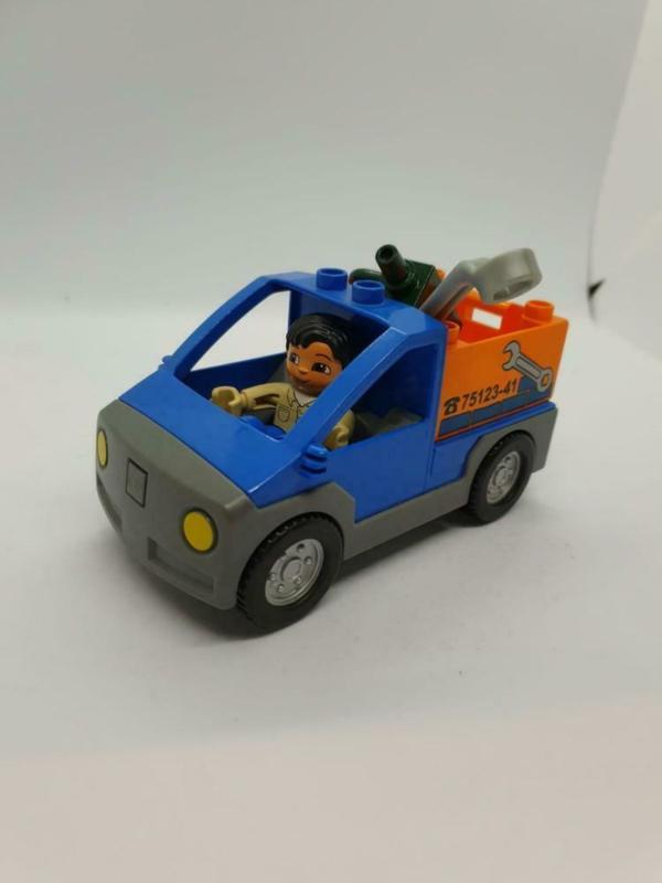 Duplo pickup truck 4684