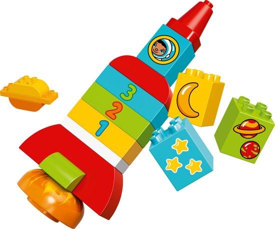 LEGO DUPLO Mijn eerste raket - 10815