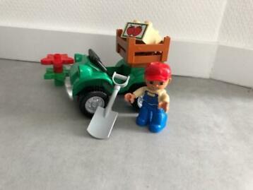 Lego Duplo vierwielige motor 5645 - Quad