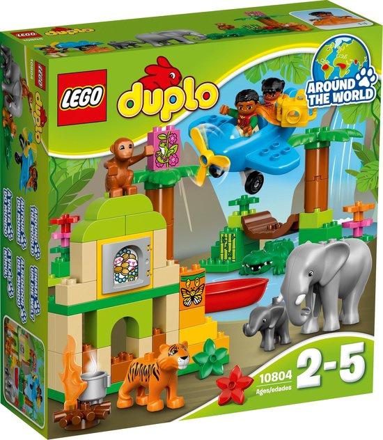 Duplo Jungle 10804 met doos