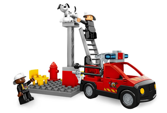 Duplo brandweerkazerne 5601