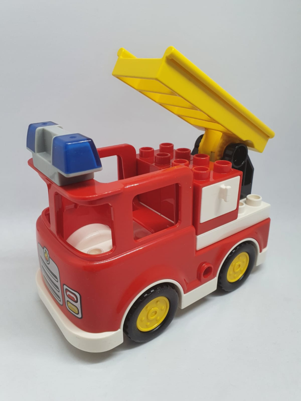 Duplo brandweer auto 2020 nieuw