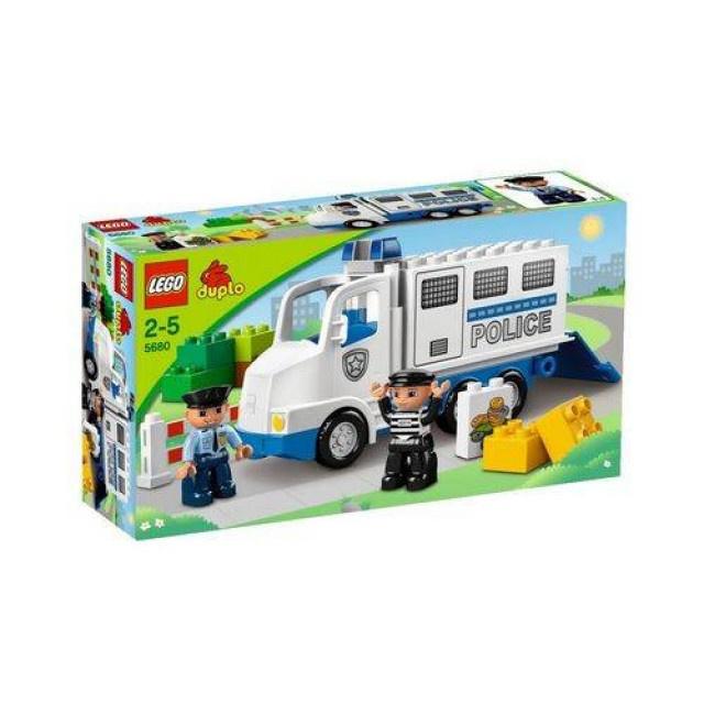 LEGO DUPLO  Politie truck 5680 met doos