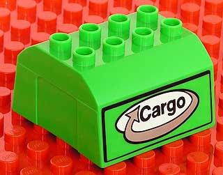Duplo groen Cargo dak