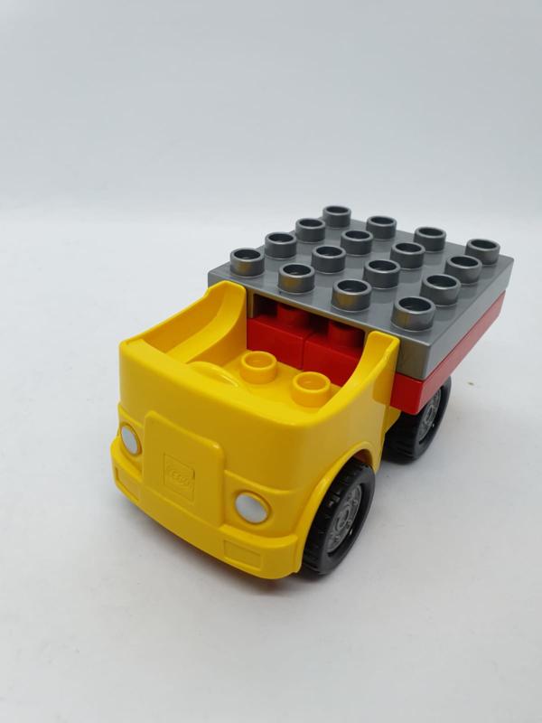 Lego Duplo trein 10508 palletwagen