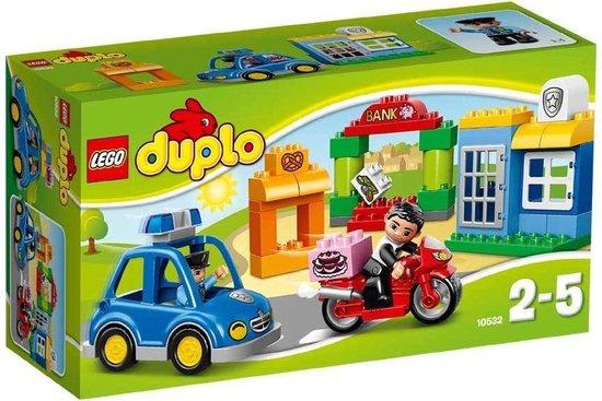 LEGO DUPLO Mijn Eerste Politieset - 10532 met doos