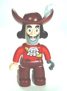 Kapitein haak - Captain Hook