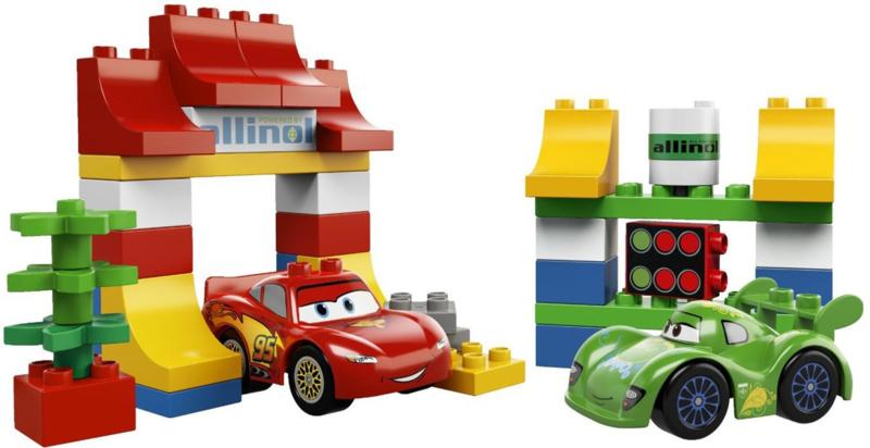 Lego Duplo 5819 - Cars Tokyo race