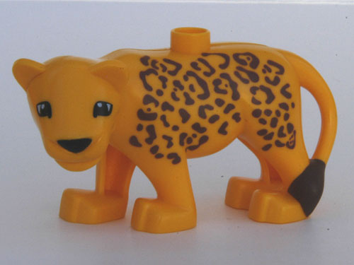 Duplo luipaard tweede editie