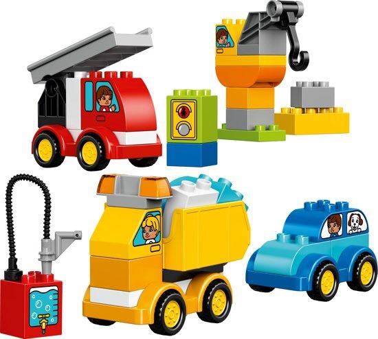 Mijn Eerste Wagens en Trucks - 10816
