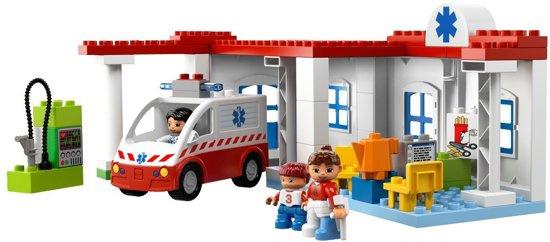 Lego Duplo groot ziekenhuis 5795