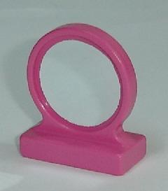 Spiegel roze
