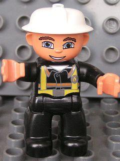 Brandweerman Lars