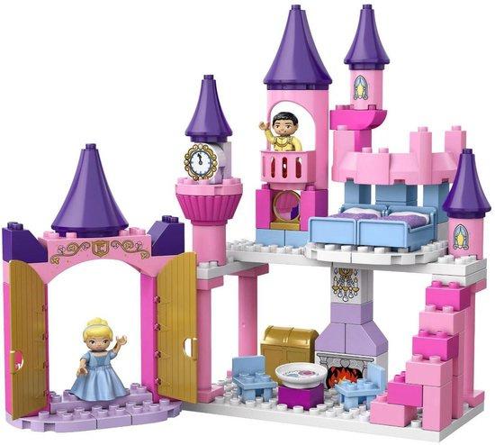 LEGO Duplo Disney Princess Assepoester's Kasteel - 6154