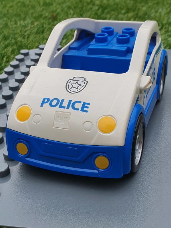 Lego Duplo politie auto los