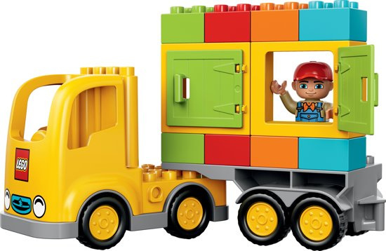 Duplo vrachtwagen 10601
