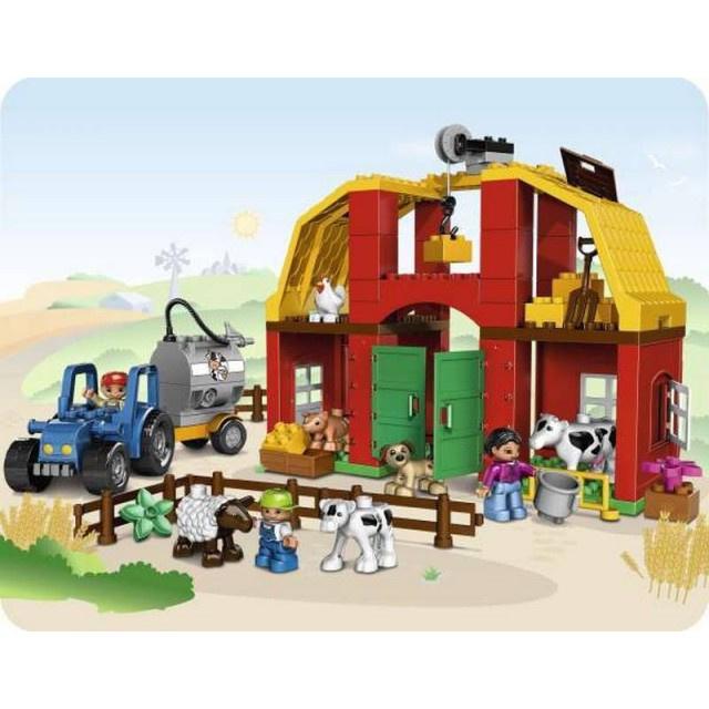 LEGO DUPLO Grote Boerderij - 5649 met doos