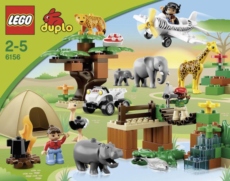 Duplo foto Safari 6156 met doos