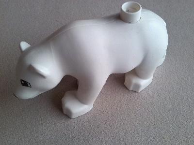 Duplo dieren: Grote ijsbeer