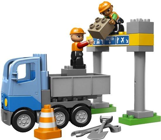 Duplo werk aan de weg 5652 met doos
