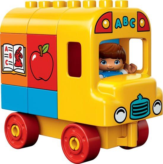 DUPLO Mijn Eerste Bus - 10603