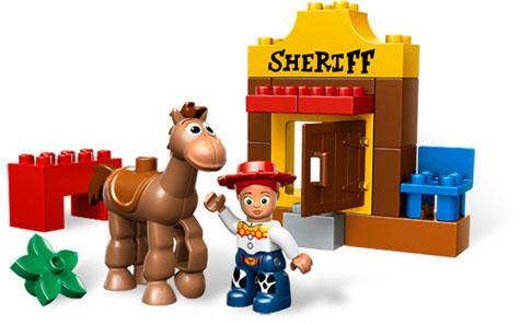 Duplo Toy Story Jesse houdt de wacht 5657