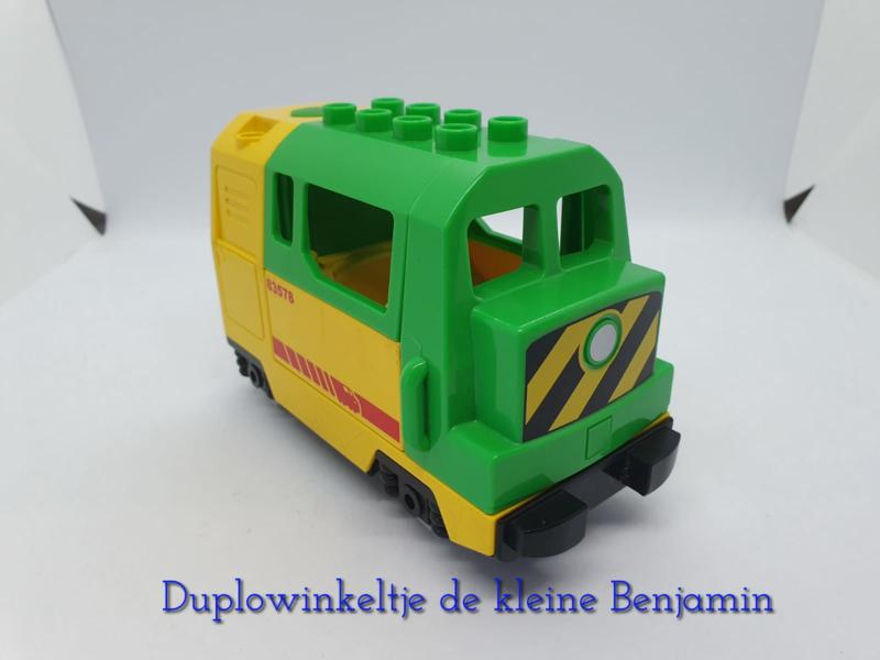 Lego Duplo trein Locomotief 5609