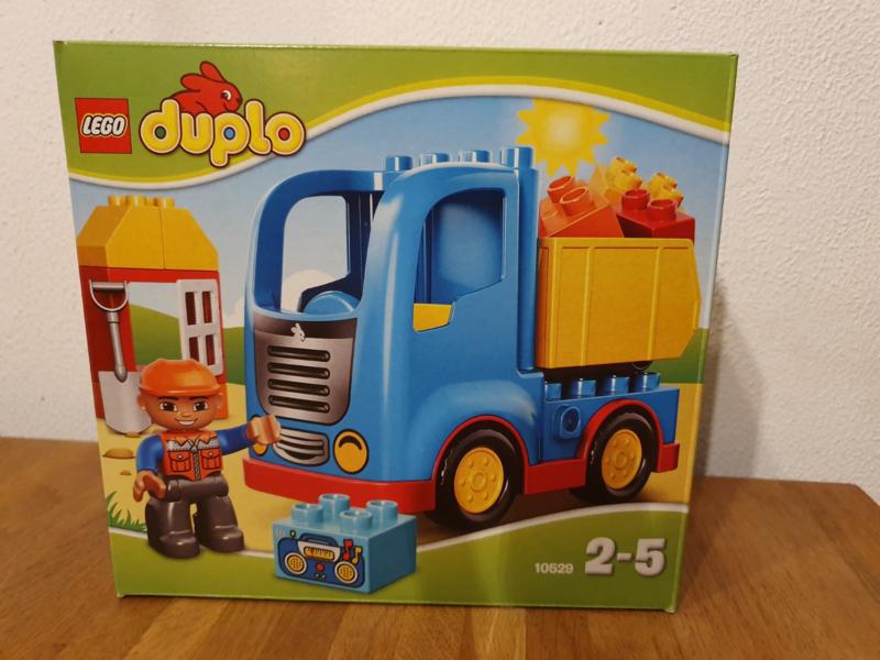 Lego Duplo kiepwagen 10529 in doos
