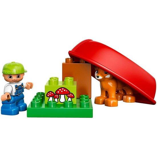 Lego Duplo boot visstochtje 10583 met doos