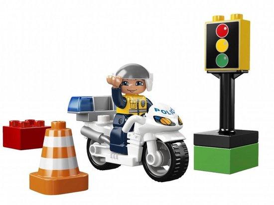 Duplo politie motor 5679