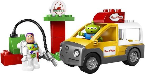 LEGO DUPLO Toy Story 3 Pizza Planet Vrachtwagen - 5658 met doos