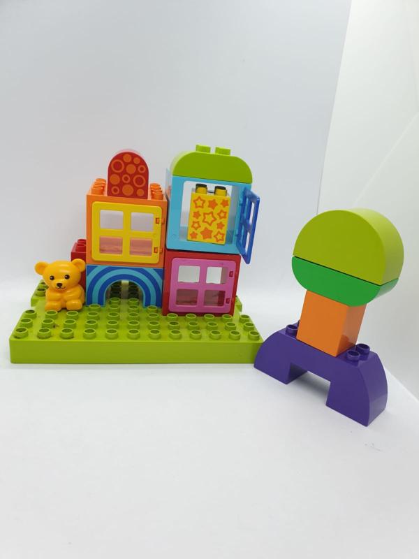 Lego Duplo Peuter bouwen en spelen 10553