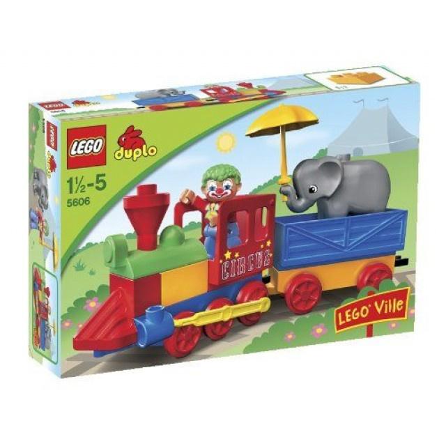Lego Duplo trein - mijn eerste trein 5606