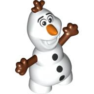 Disney Frozen : sneeuwman Olaf (nieuw)
