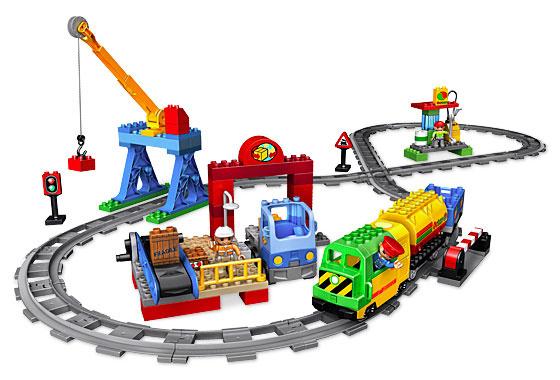 LEGO DUPLO Ville Luxe Treinset - 5609