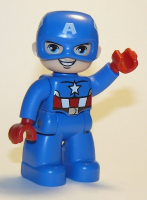 Captain America nieuw