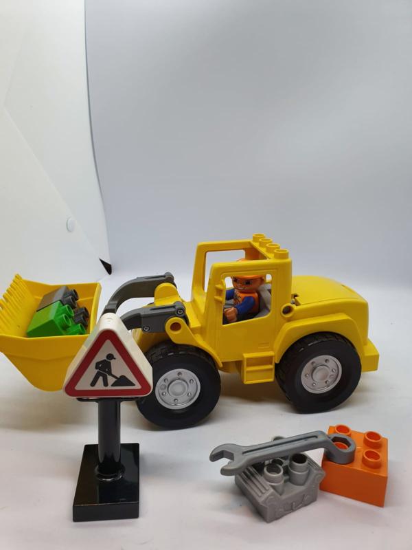 Lego Duplo grote voorlader 10520