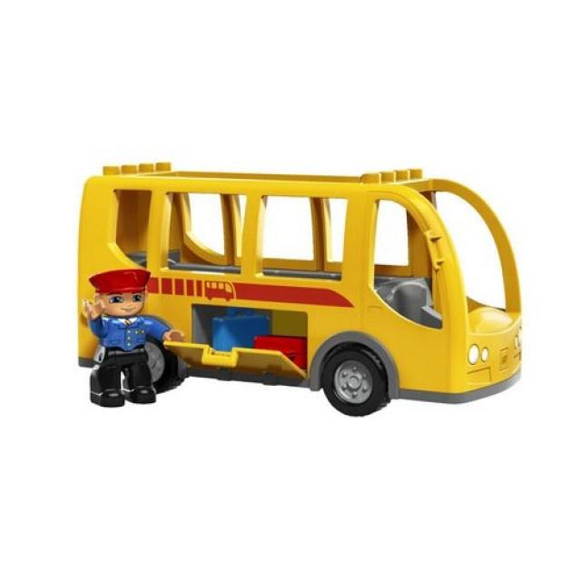 Duplo bus 5636 met doos